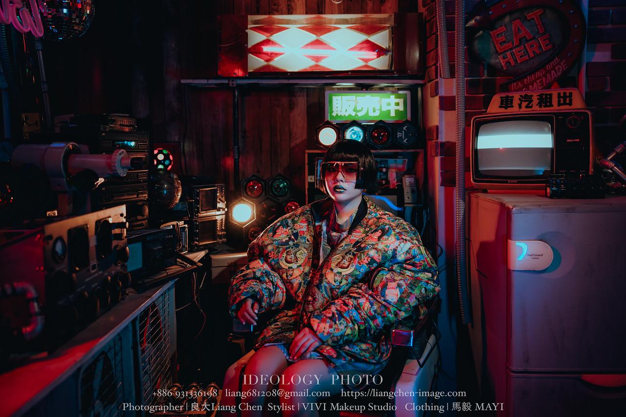 Canon影像創作,廣告形象