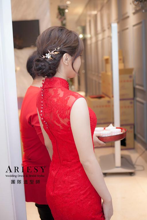 文定造型,編髮造型,新娘髮型,新祕,新娘造型,好媳婦造型,新娘祕書