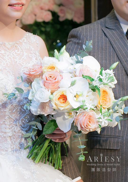鮮花捧花,新娘捧花,宴客捧花,鮮花花藝新祕,新祕推薦