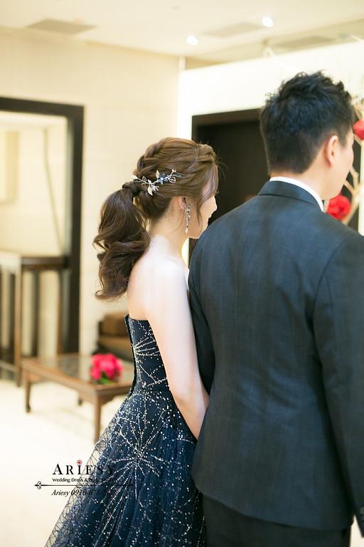時尚馬尾新娘造型,新娘秘書,新秘,台北新秘推薦,愛瑞思,ARIESY