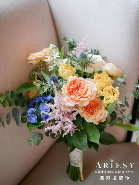 宴客捧花,新娘捧花,捧花,鮮花,歐美風