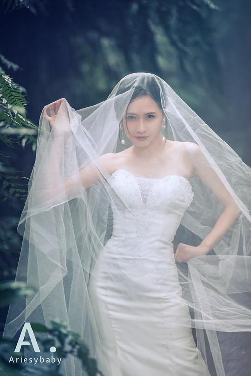 新娘秘書,新莊禮服出租,台北新秘,歐美髮型,新娘造型