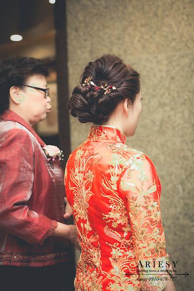 新娘造型,台北新秘推薦,新娘秘書作品,龍鳳掛造型,台北新秘