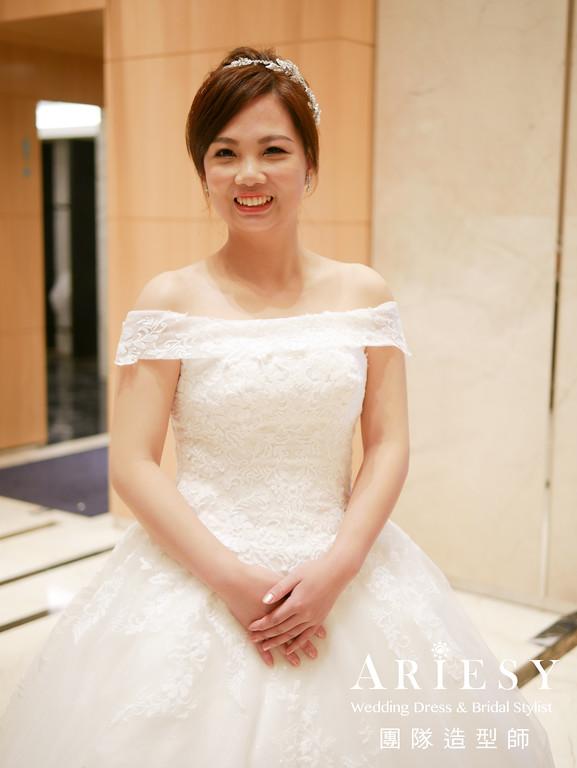 白紗髮型,新娘眼型調整,新娘髮型,新娘捧花,新娘造型