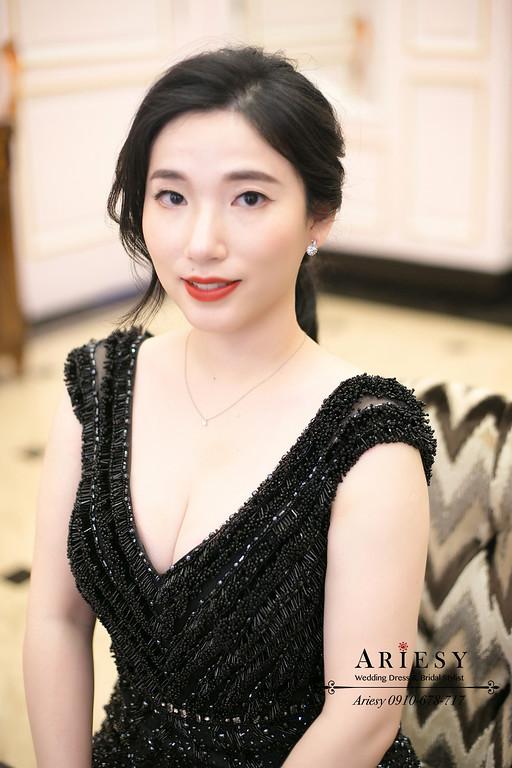 時尚新娘造型,愛瑞思,ARIESY,台北新秘,新娘秘書,新秘推薦