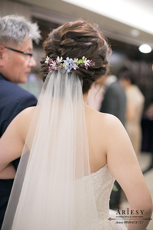 新娘秘書,歐美新秘,愛瑞思,新娘捧花,和璞婚禮,鮮花新秘