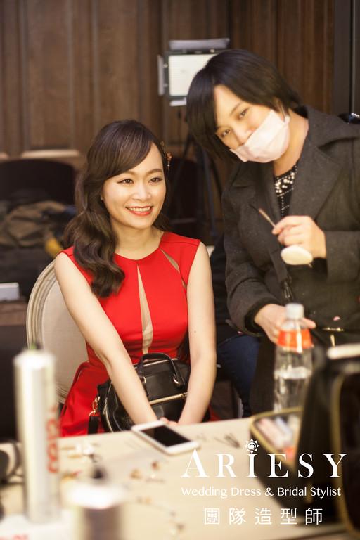 空氣感造型,台北新娘秘書,送客造型,新秘造型,自然妝感