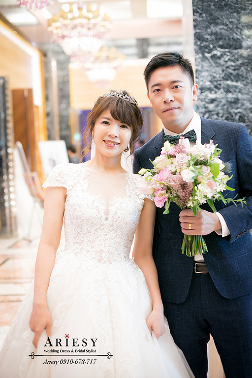 歐美編髮,新娘秘書,台北新秘,新娘造型,大直典華蜷川實花,白紗造型