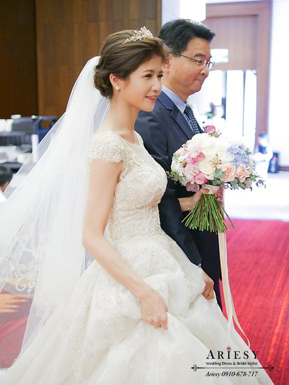 新娘秘書,新秘,愛瑞思,Ariesy,迎娶造型,晶英酒店婚禮新娘秘書,新秘,愛瑞思,Ariesy,白紗造型,晶英酒店婚禮