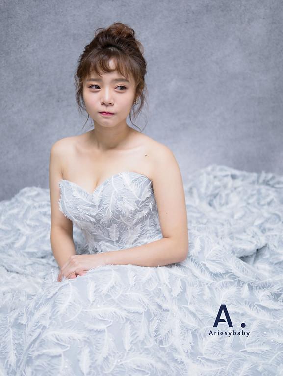 Ariesybabyy造型團隊,新秘,新娘秘書,新娘造型,日系風