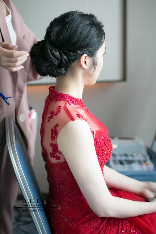 韓風新娘清透妝感,文定新娘造型,愛瑞思,ARIESY,新娘秘書,新秘,新秘推薦