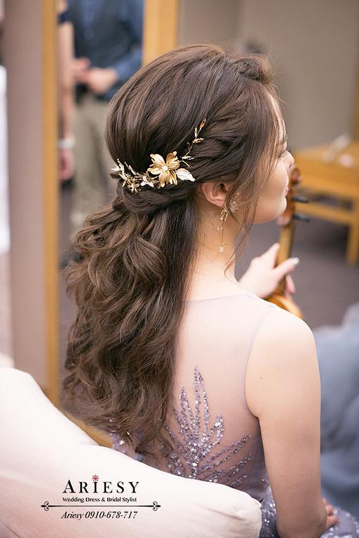 ARIESY,新娘秘書,婚禮表演,愛瑞思,鮮花新秘,台中日月千禧
