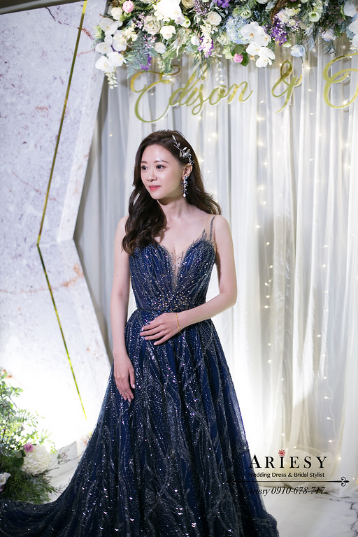 時尚新娘造型,新娘秘書,新秘,台北新秘,新秘手作飾品,愛瑞思,ariesy