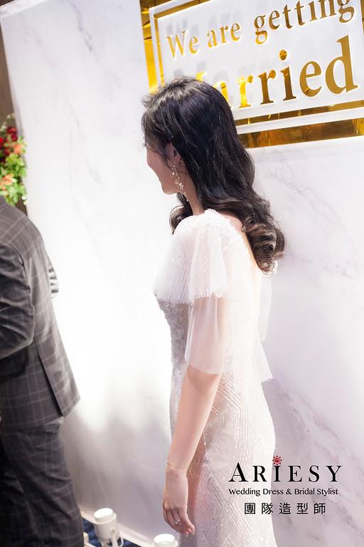 台南新祕,新娘秘書,新娘造型,新娘編髮,送客造型,清透妝感,新娘髮型,編髮造型,手工新娘飾品,推薦新秘,黑髮新娘