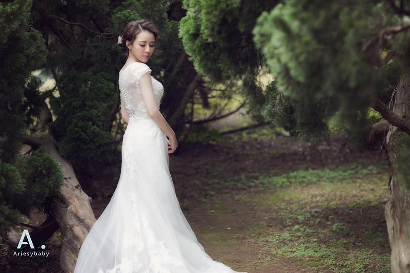 台北新秘,編髮造型,韓系妝感,新娘造型,花藝造型