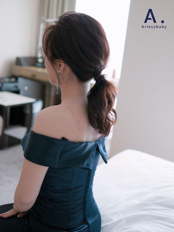 新娘秘書,台北新秘, Ariesybaby造型團隊,新娘造型,新娘髮型