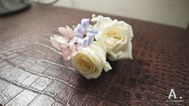 新娘秘書,新秘,ariesybaby造型團隊,新娘造型,新祕推薦,花藝飾品,鮮花造型