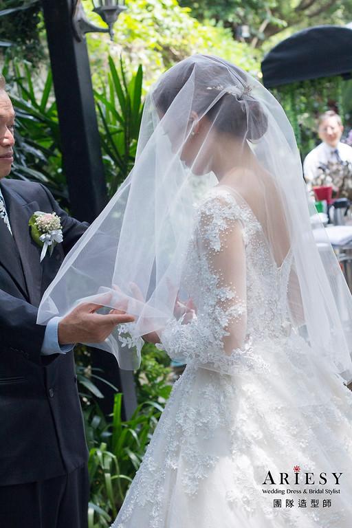 新娘秘書,新秘推薦,戶外證婚造型,台北新秘,新娘韓系妝感