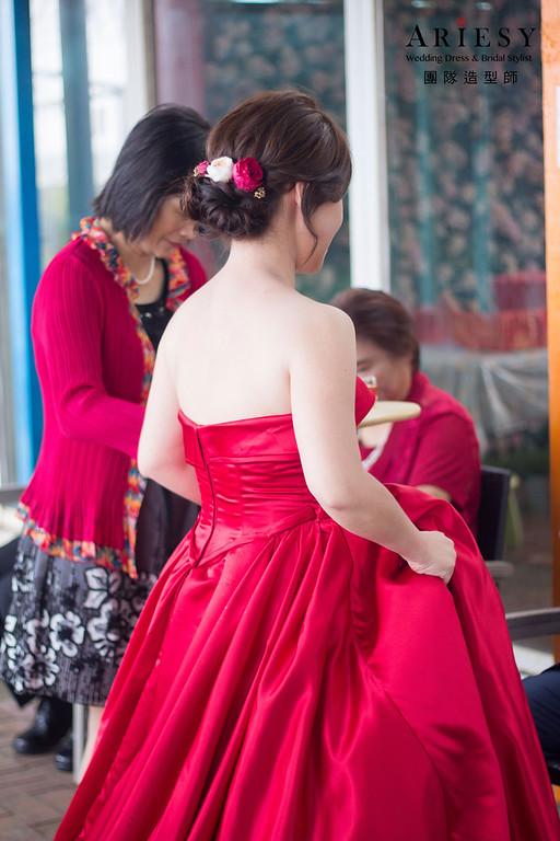 新秘,新娘秘書,戶外證婚新娘造型,新秘推薦,台北新秘