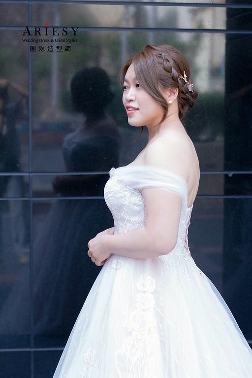 新秘,新娘秘書,新秘造型,新秘推薦,新娘清透妝感