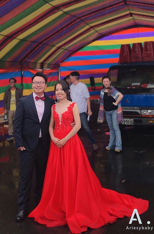 新娘秘書,新秘,紅色禮服造型,新秘推薦,新娘妝感