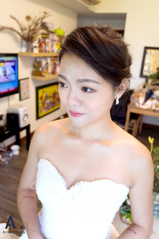 新娘髮型,新娘造型,白紗造型,紅禮服造型,新娘編髮造型