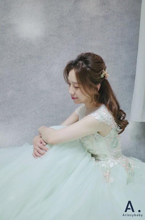 新娘秘書,韓系新娘造型,新秘,新娘妝感,台北新秘