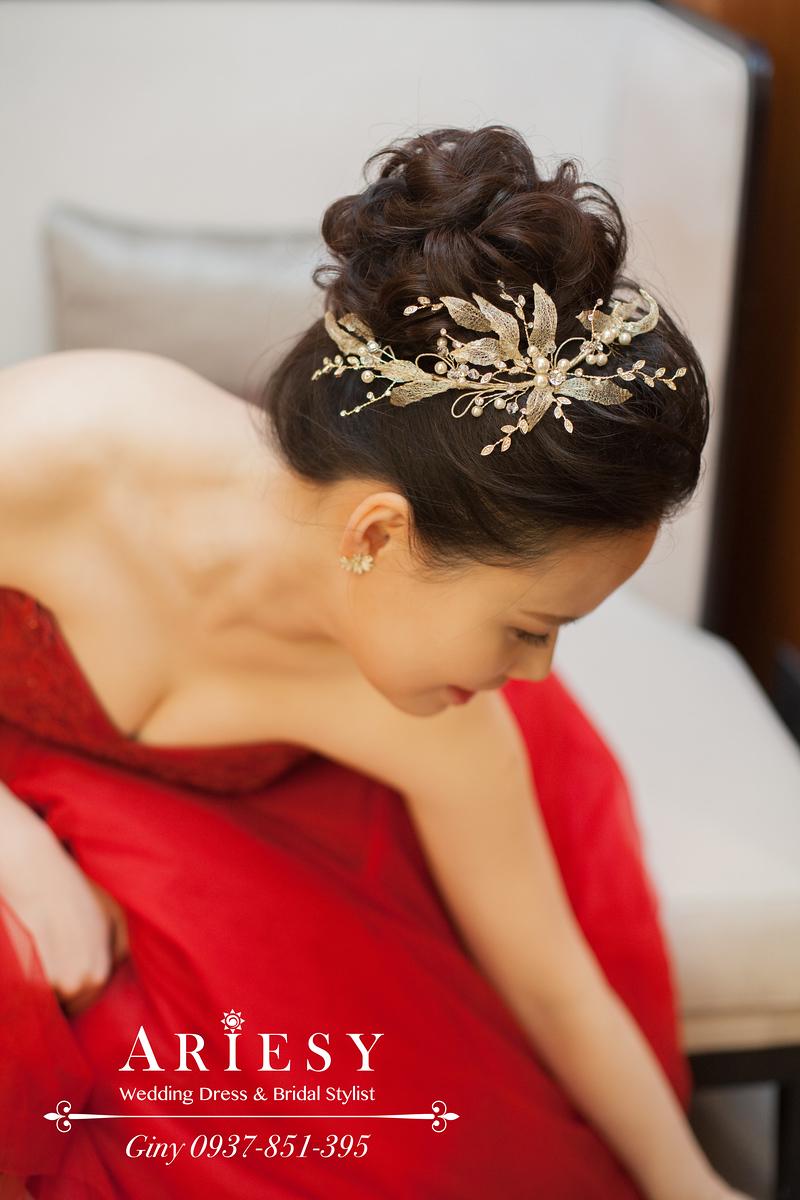 新娘造型,文定造型,新娘,新娘髮型,新秘作品