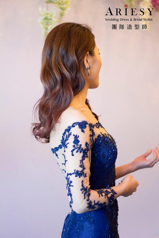 新娘秘書,新秘造型,文定造型,白紗新娘造型,新娘韓系妝感