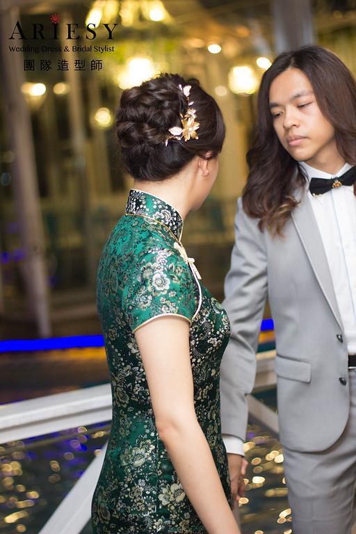 新娘秘書,新秘造型,戶外證婚造型,白紗新娘造型,新娘韓系妝感