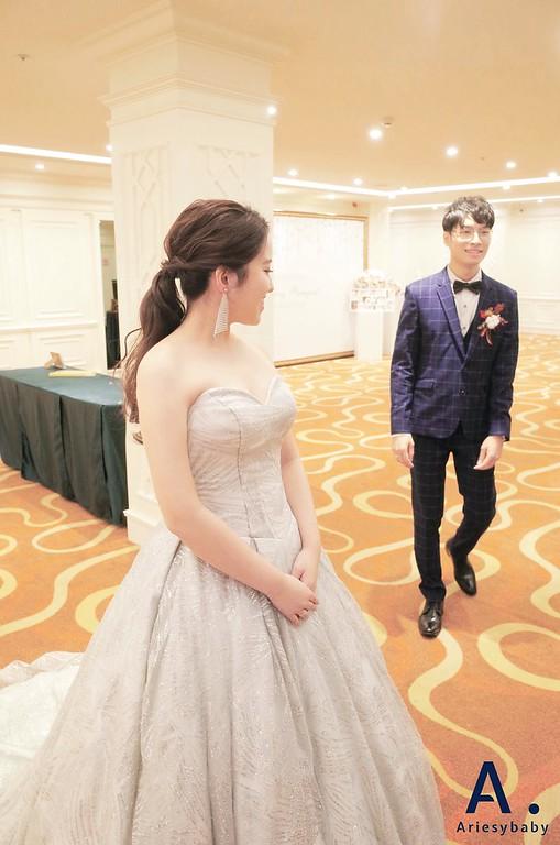 新娘秘書,新秘,白紗造型,新娘韓系造型,新娘妝感