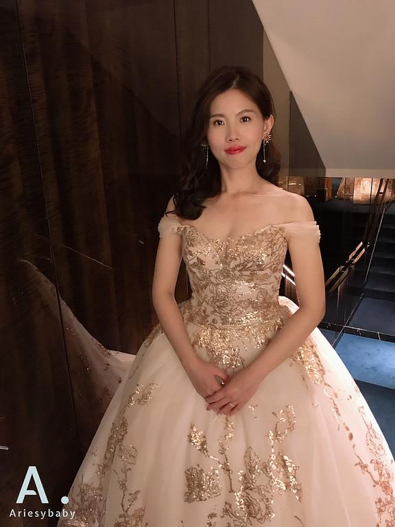 新秘,新娘秘書,新娘造型,新娘妝感,韓系造型