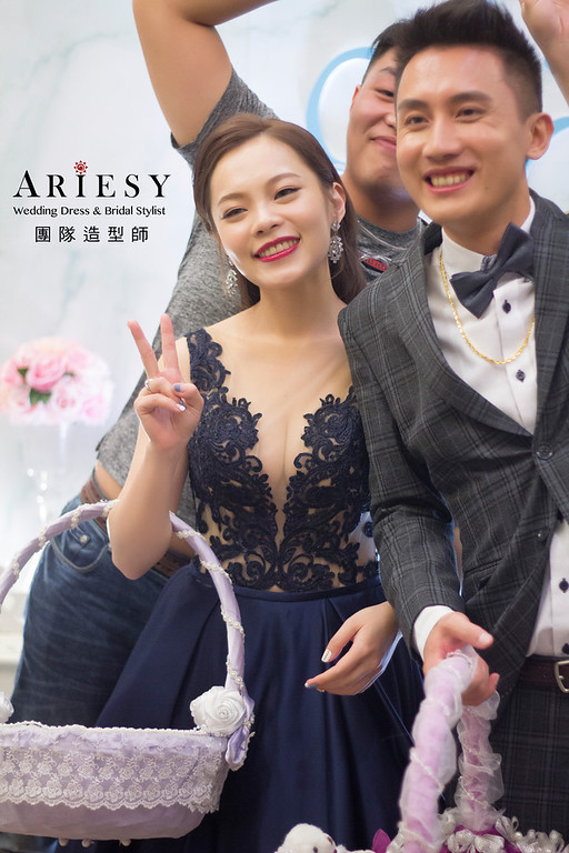 新娘秘書,新秘造型,自然清透妝感,韓系低馬尾,高包丸子頭,編髮造型