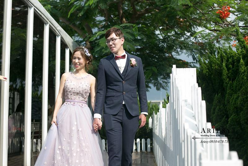 戶外婚禮,青青風車,桃園新秘,鮮花新娘秘書,新秘推薦,新娘髮色推薦