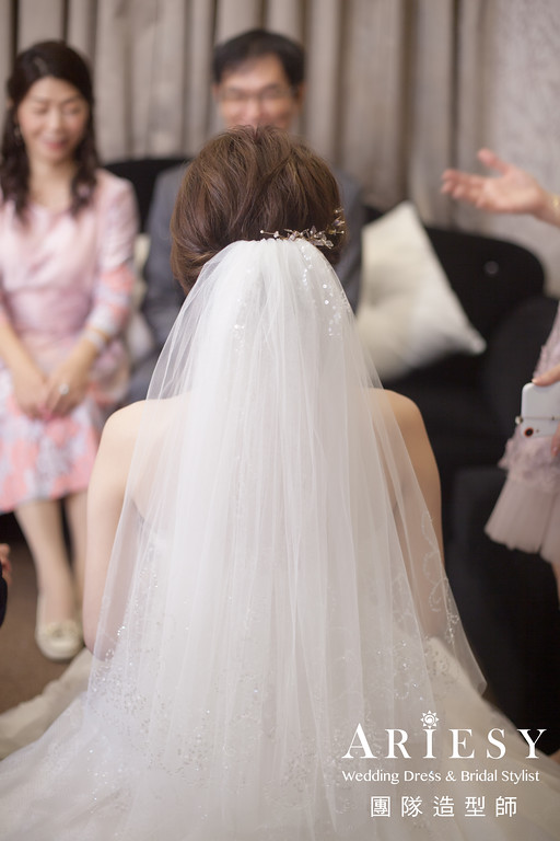 迎娶髮型,編髮髮型,新秘,新娘白紗造型,新秘推薦
