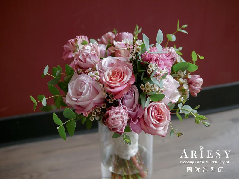 鮮花新秘,宴客捧花,新秘推薦,訂製捧花,新秘花藝