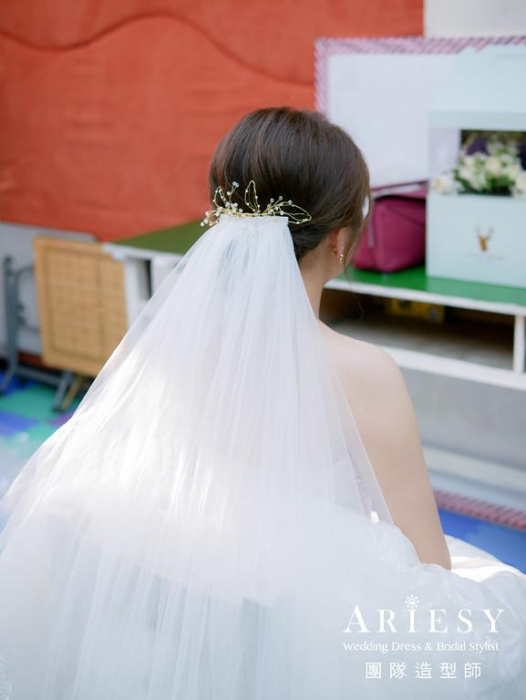 證婚髮型,台北新秘推薦,新娘編髮,新娘妝感,清透妝感