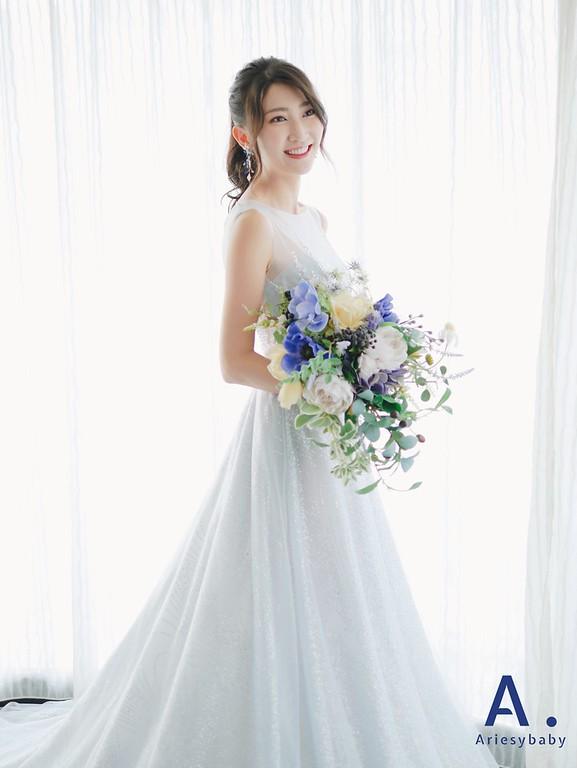 新娘秘書,新秘推薦,新秘,新娘時尚造型,新娘妝感