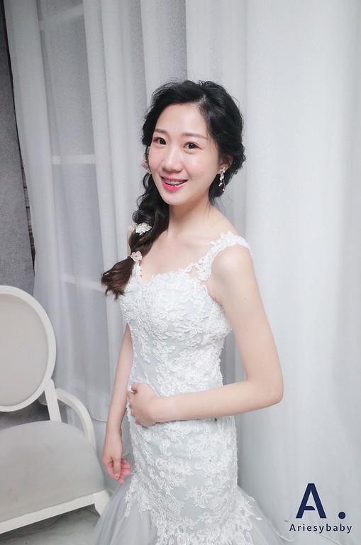 新娘秘書,韓系新娘妝感,新秘,新娘編髮造型,新秘推薦