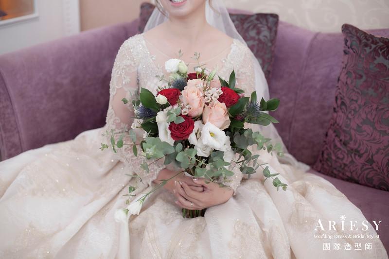 宴客捧花,新秘花藝,新娘秘書,訂製捧花,台北新秘