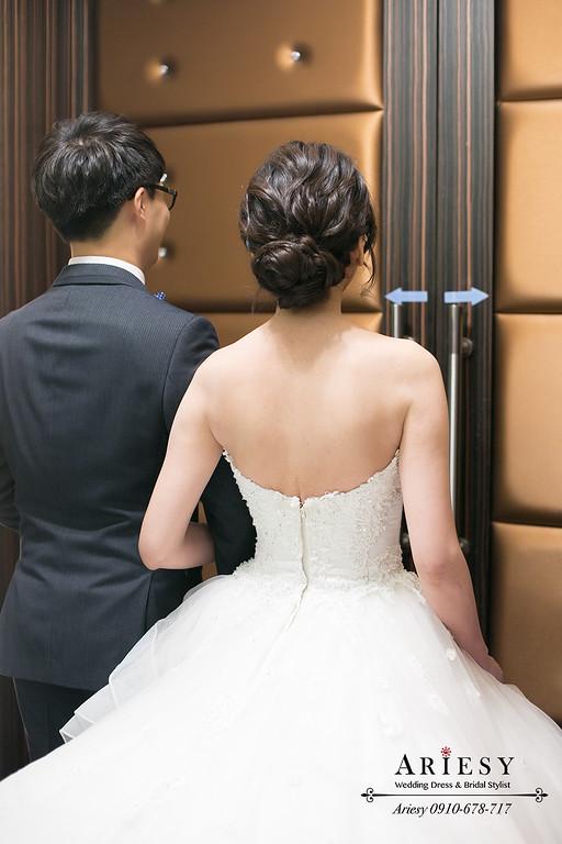 氣質白紗造型,新娘秘書,新秘,台北新秘推薦,皇冠新娘造型,韓國長頭紗造型