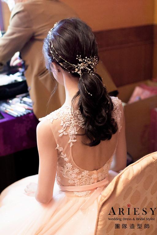 新娘妝感,新秘,新娘造型,新秘推薦,桃園新娘秘書