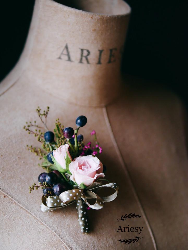 新娘秘書,鮮花新秘,奧斯汀玫瑰,鮮花造型,送客造型,花圈造型