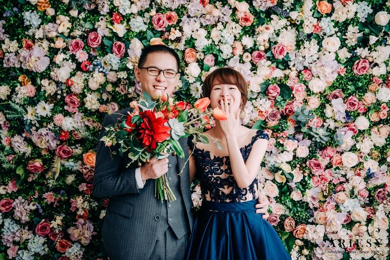 ARIESY手工婚紗,婚攝大嘴,愛瑞思新娘秘書團隊,新莊攝影工作室,芭蕾澎裙白紗,透膚圖騰蕾絲晚禮服