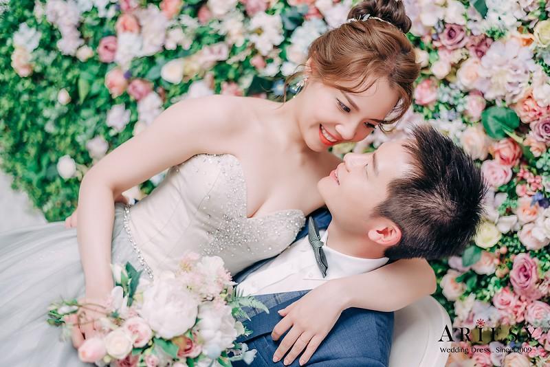 ARIESY手工婚紗,婚攝大嘴,愛瑞思新娘秘書團隊,新莊攝影工作室,婚紗花牆,韓風花牆