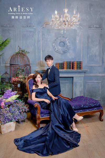 自助婚紗 , 新娘秘書,花藝新娘造型,自然妝感,新秘