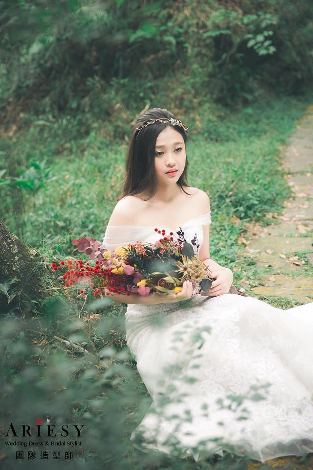 自助婚紗,婚紗包套,歐美捧花,新娘秘書,鮮花造型