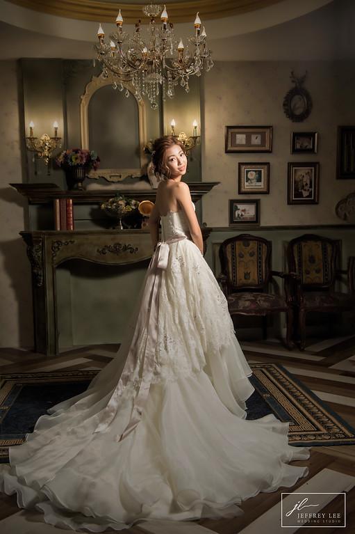 禮服出租,婚紗禮服工作室,新莊自助婚紗,手工婚紗,浪漫公主風白紗