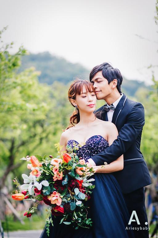新娘髮型,新娘造型,晚禮服造型,陽明山花卉中心,自助婚紗造型