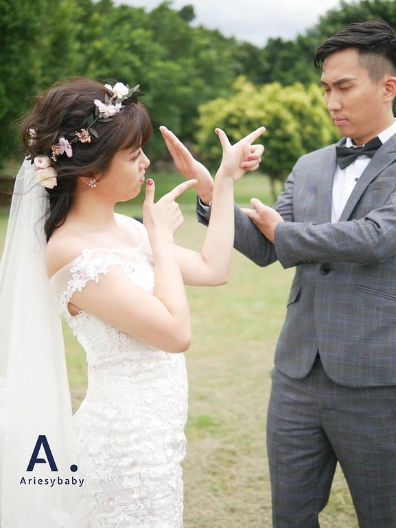 自助婚紗,白紗造型,新娘造型,Ariesybaby團隊,ARIESY愛瑞思品牌訂製手工婚紗